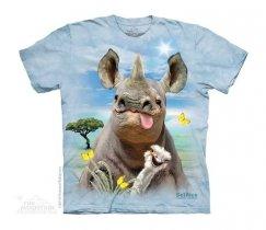 Rhino Selfie -Dziecięca The Mountain