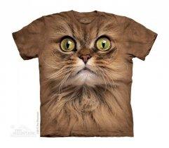 Big Face Brown Cat - Kot - The Mountain - Dziecięca