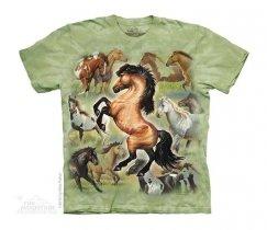 Horse Collage - The Mountain Dziecięca