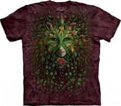 Green Woman - Koszulka The Mountain