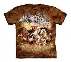 Find 15 Horses - The Mountain - Koszulka Dziecięca