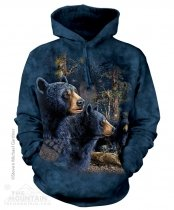 Find 13 Black Bears - Bluza The Mountain
