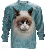 Grumpy Cat ® - Long Sleeve The Mountain
