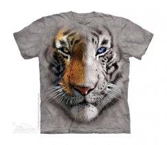 Big Face Split Tiger - The Mountain Dziecięca