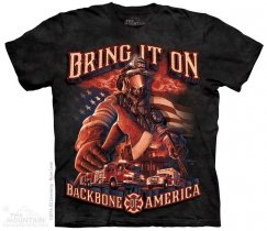 Backbone of America Firefighters - The Mountain