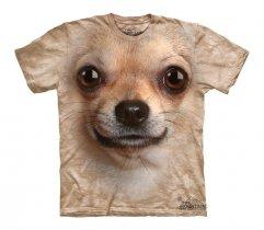 Chihuahua Face - The Mountain - Koszulka Dziecięca