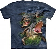 Gator Bog - Koszulka The Mountain