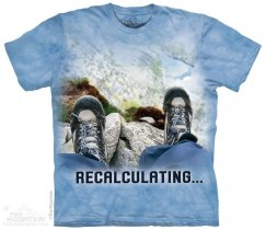 Recalculating Outdoor - The Mountain