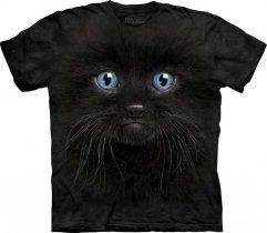 Black Kitten Face - The Mountain