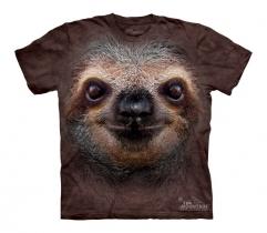 Sloth Face - Leniwiec - The Mountain - Koszulka  Dziecięca