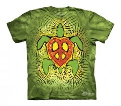 Rasta Peace Turtle - Dziecięca - The Mountain