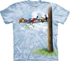 The Mountain - Koszulka Bird Tree