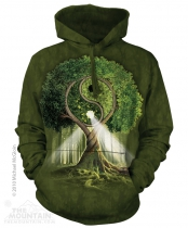 Yin Yang Tree - Bluza The Mountain