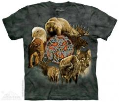 Animal Spirit Circle - The Mountain