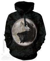 Yin Yang Wolves - Bluza The Mountain