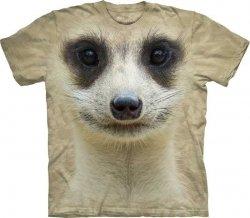 Meerkat Face - The Mountain
