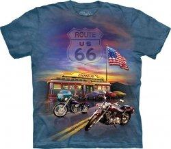 Route 66 - Koszulka The Mountain