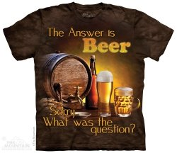 Beer Outdoor - The Mountain