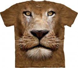 Lion Face - Koszulka The Mountain