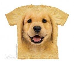 Golden Retriever Puppy - The Mountain - Dziecięca