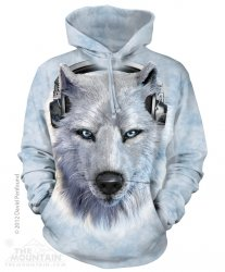White Wolf DJ  - Bluza The Mountain