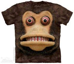 Big Face Cymbal Monkey - The Mountain