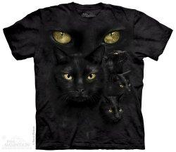 Black Cat Moon Eyes - The Mountain