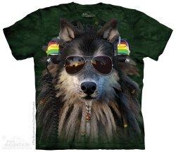 Rasta Wolf - The Mountain