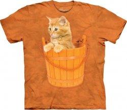 Bucket Kitten- Koszulka The Mountain