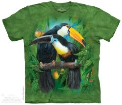 Toucan Mates - Koszulka The Mountain