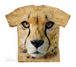 Big Face Cheetah - Gepard - Dziecięca