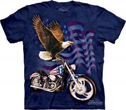 Born to Ride - Koszulka The Mountain
