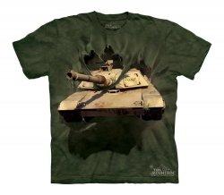 M1 Abrams Tank Breakthrough - The Mountain - Koszulka Dziecięca