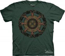 Celtic Tree - Koszulka The Mountain