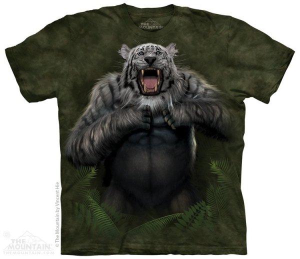 Tigerilla - Tygrysogoryl - The Mountain