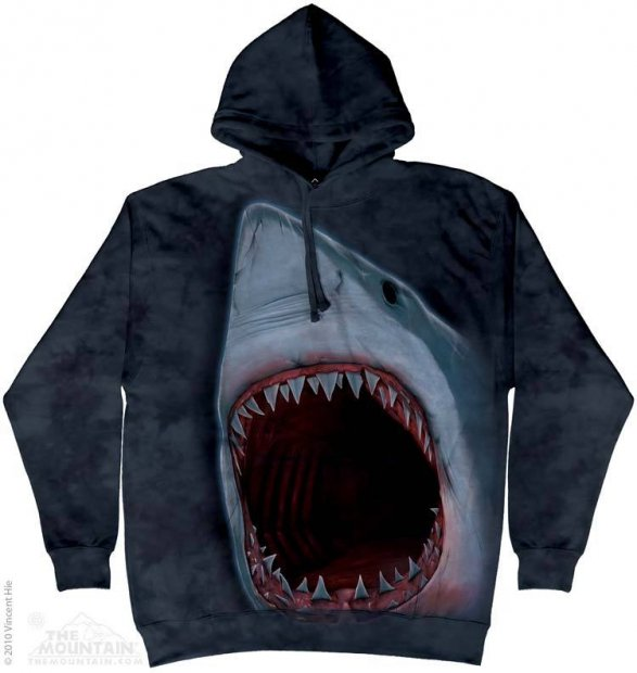 Shark Bite - Bluza The Mountain