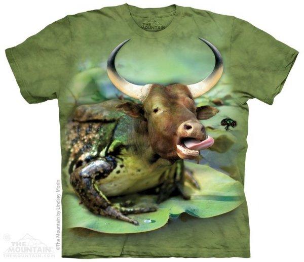 Bullfrog - Bykożaba - The Mountain