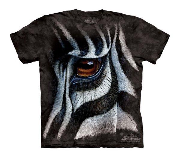 Zebra Eye - The Mountain - Koszulka Dziecięca