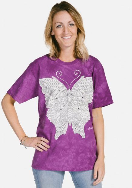 Buterfly Animals 6 - Colorwear -The Mountain