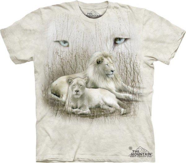 White Lion - Koszulka The Mountain