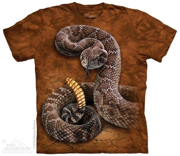 Rattlesnake - The Mountain
