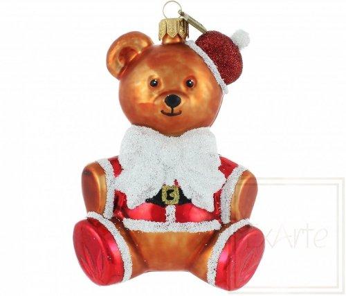 Teddybär 12cm  - In Vertretung von Nikolaus