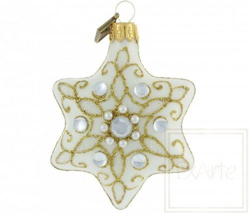 Sternchen 5 cm - Perlensternchen
