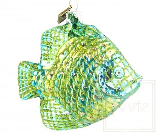 Fisch 9cm – Smaragd