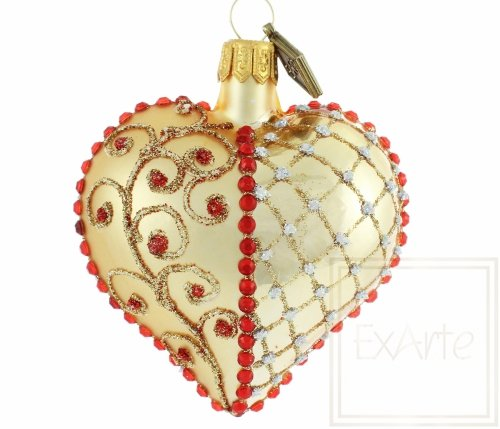 Herz 5cm – Scharm der Asymmetrie