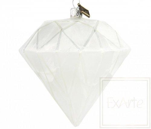 Diament 10cm - Winterherz