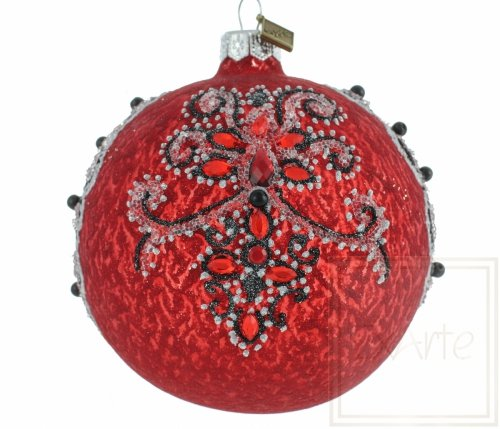 Christbaumkugel 10cm  - Le Grand Bal