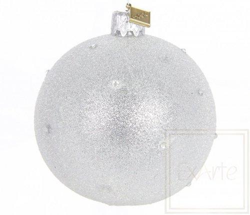 Kula 8cm - Gwiezdny Pył na srebrze