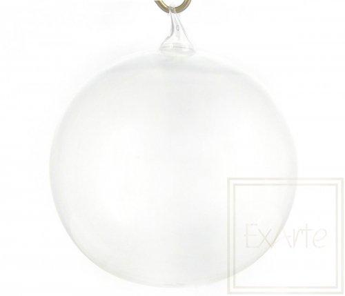 Kula 12cm, 2 sztuki - Piękno szkła