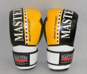 Rękawice bokserskie skórzane RBT-V 12 oz